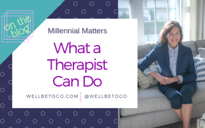 What a Therapist Can Do